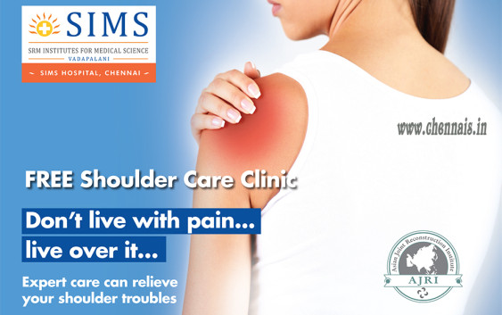 Shoulder Pain Clinic Chennai