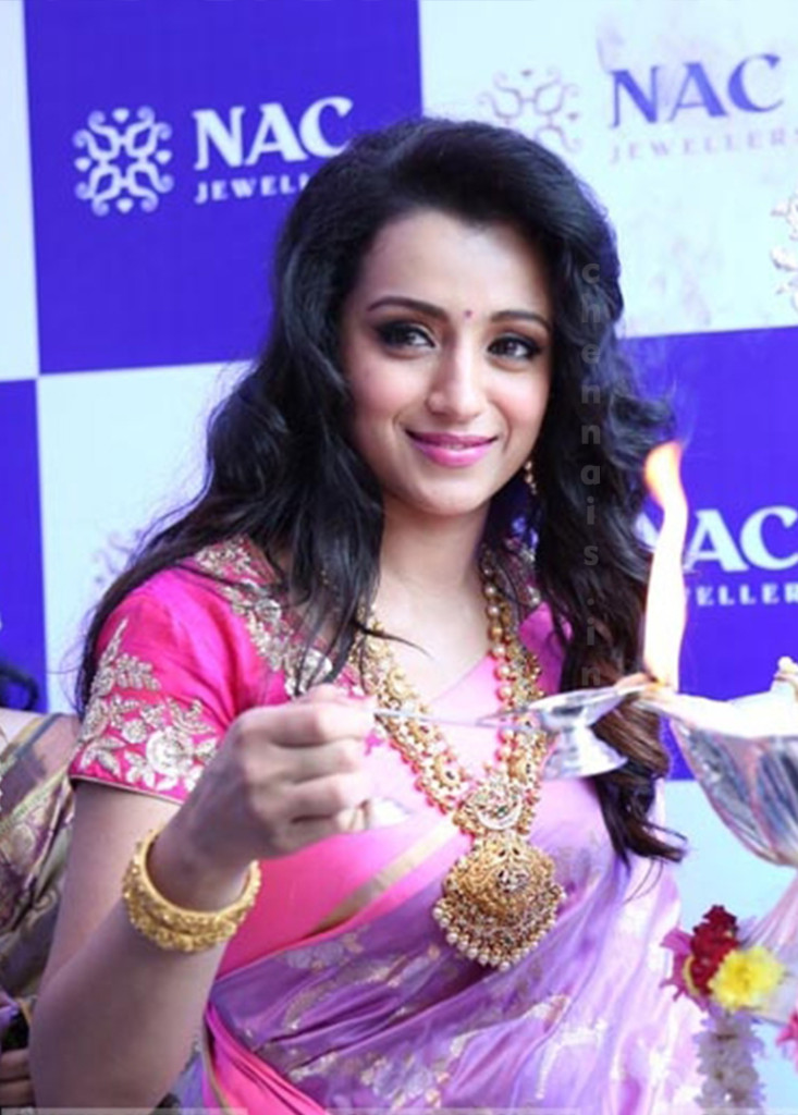 Trisha Latest
